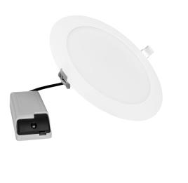 52268-Verbatim-LED-Slim-Downlight-220mm-25W-3000K-2250lm-White-DIM