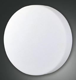 Graff-LED-Deckenleuchte-Glas-Weiss-13W-3000K-1200lm-IP20