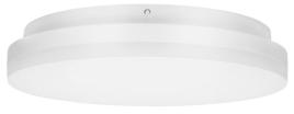 Wand/Deckenleuchte Slice Circle N III 18/24W, 3000/4000K, CRI80, 230V, 270x49mm, 1800/2400lm, IP54