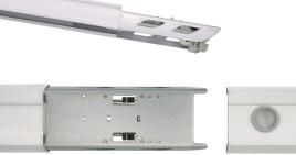 System-Tragprofil-1500mm-Farbe-weiss-8fache-Verdrahtung