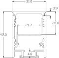 RL4231-Alu-Profil-eloxiert-31x42-BxH